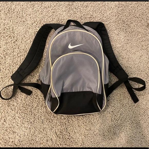 Nike backpack - small, purple